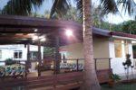 Fare Miti - terrasse commune