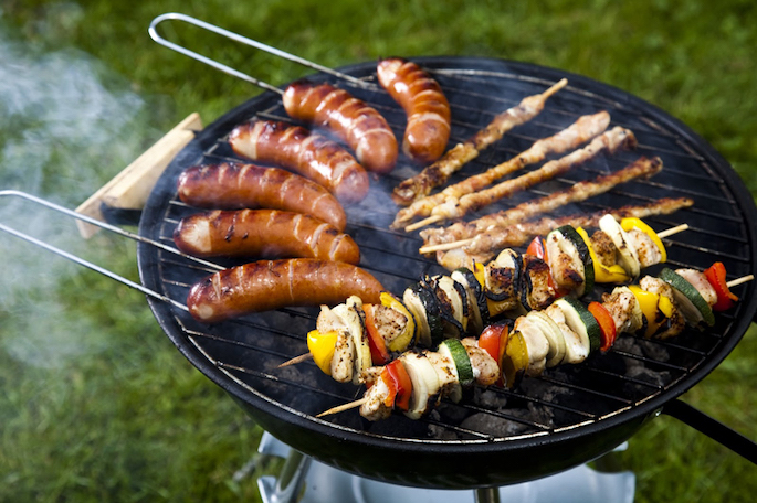 Sant.barbecue grillades